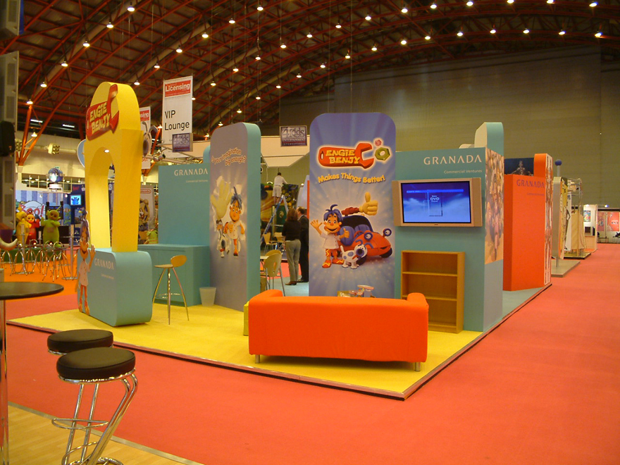 Exhibition Stand Entertainment : Exhibition display stand design in cambridge uk